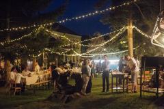 Sada světýlek maxi na svatbě