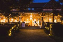 Světýlka ve stodole