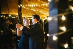 Atmosféra na svatbě