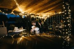 Tanec na svatbě