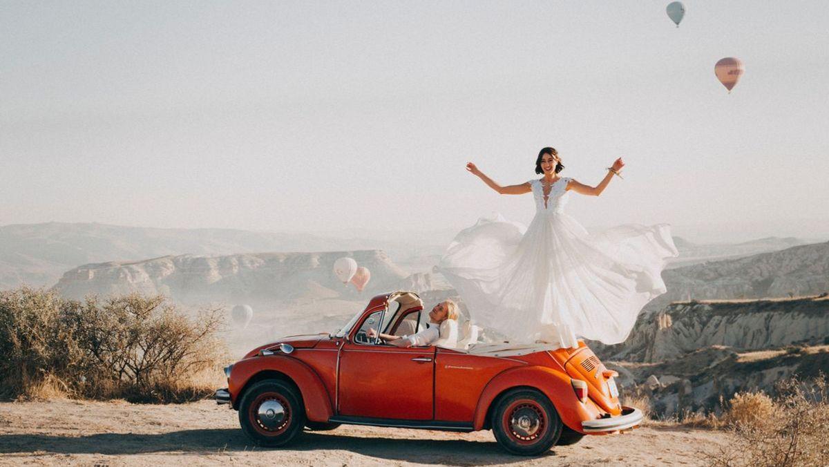 Svatební tipy auto
