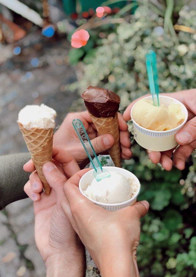 Jakou zmrzlinu na svatbu vybrat?