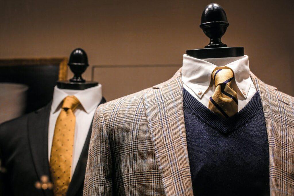 Motýlek nebo kravatu?