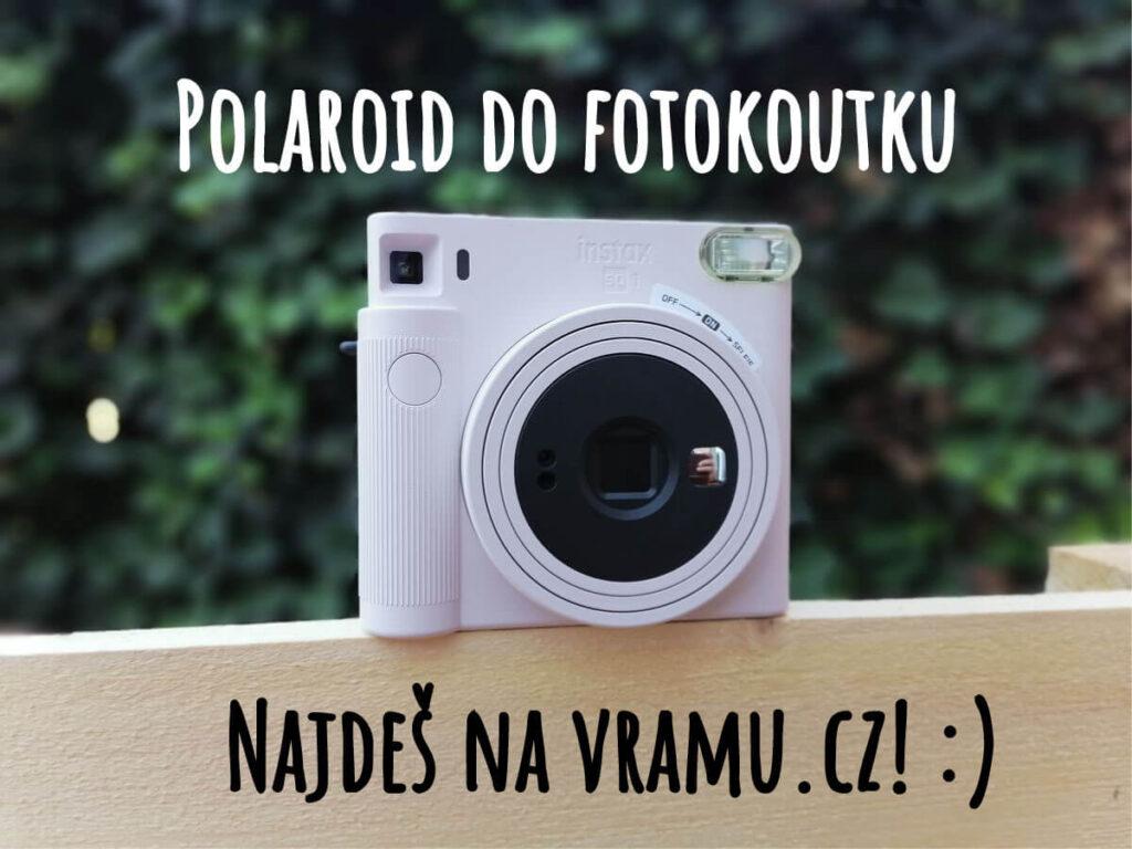 polaroid do fotokoutku