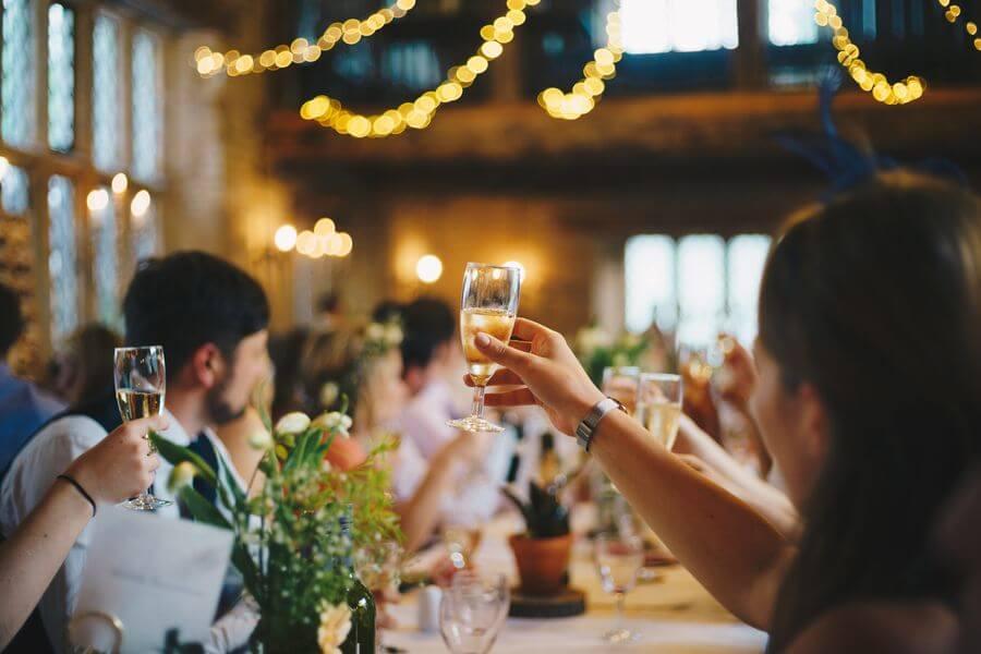 svatební proslov přípitek